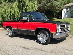 100 1987 Chevy Truck Silverado Adam M LMC Life