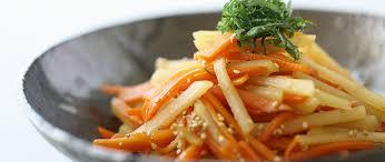 la cuisine pour les d饕utants recette pour les débutants 3 kinpira nippon com infos japon