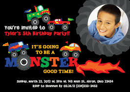 Monster Truck Birthday Invitations | HASKOVO.ME Dump Truck Party Invitations Cimvitation Nealon Design Little Blue Truck Birthday Printable Little Boys Invites Monster Cloveranddotcom Fireman Template Best Collection Invitation Themes Blue Supplies As Blue Truck Invitation Little Cstruction Boy Vertaboxcom Bagvania Free