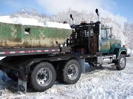 100 Lobo Trucking Oilfield Macks BigMackTruckscom