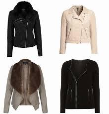 short leather jacket with faux fur u2013 fashionable jacket 2017 photo