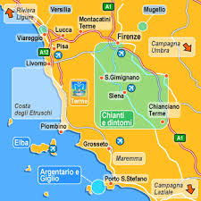 Tuscany Italy Road Maps Of Find Cities Travel Directions Get The Right Direction To Your Destinations Mapguest Discover Italia Route