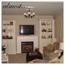 Living Room With Fireplace And Bookshelves by 2perfection Decor Built In Bookshelves To Flank Fireplace
