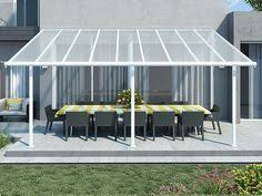 Palram Patio Cover Grey by Palram Feria Patio Cover White Clear 3x4 25m Wickes Co Uk