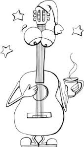 Find This Pin And More On Preschool Music Free Coloring Pages