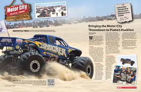 Shocker Monster Truck- IN THE NEWS #knfilters | &TRUCKS | Pinterest ...