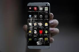 scherzartikel transparency decal to make mobile phone
