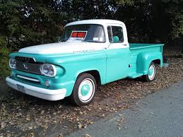 For Sale 1965 Dodge Stepside | ... Accelero Blog: When Trucks Were ...