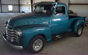100 1950 Chevrolet Truck 3100 Pickup Truck Item K6566 SOLD June 7
