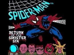 Spider Man Return Of The Sinister Six LongPlay NES