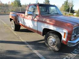 100 1978 Chevy Truck For Sale Chevrolet 3500 For ClassicCarscom CC1166824