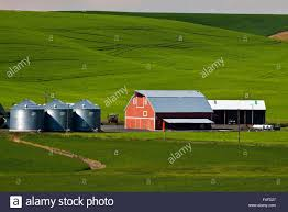 USA, Washington State, Palouse. Old Red Barn In Field Of Winter ... Red Barn Washington Landscape Pictures Pinterest Barns Original Boeing Airplane Company Building Museum The The Manufacturing Plant Exterior Of A Red Barn In Palouse Farmland Spring Uniontown Ewan Area Usa Stock Photo Royalty And White Fence State Seattle Flight Interior Hip Roof Rural Pasture Land White Fence On Olympic Pensinula