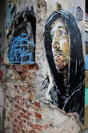 100 C215 Art Berlin Street On Frankfurter Allee Berlin Love