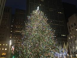Rockefeller Christmas Tree Lighting 2016 by What To Do This Holiday Season