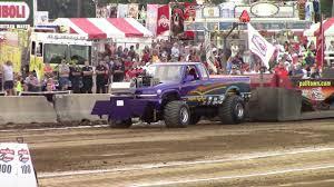 Truck Pull Super Modified Four Wheel Drive