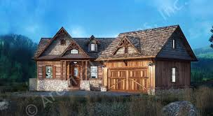 Rustic Lake House Plans Fascinating Home Style Look Log Craftsman Cabin With Wrap Around Porches Small