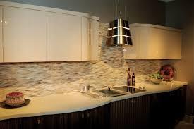 Light Blue Glass Subway Tile Backsplash by Kitchen Design Ideas Stone Tile Backsplash And Bliss Glass Auto