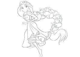 Disney Princess Coloring Page Baby Pages Sheets Jasmine All Princesses