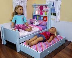 Feels So Country American Dolls Beds Decoration