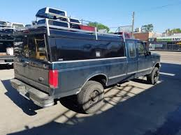 1996-Ford-F-250-Truck-Topper-ARE-DCU-Windsor-Colorado - Suburban Toppers