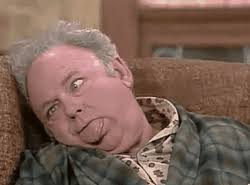 Archie Bunker Chair Quotes by Archie Bunker And Russian Roulette Gif On Imgur