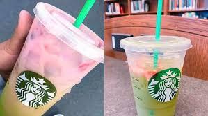 Starbucks New Matcha Pink Drink Isnt Cute IRL Photos