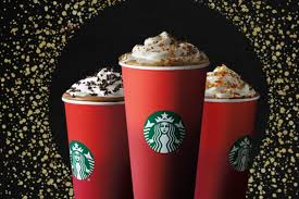Starbucks Launches Christmas RedCups With Socially Charged Light Installation And Emoji