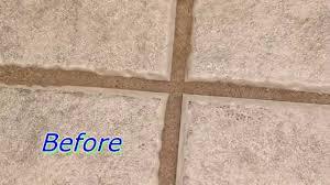 best cleaner for bathroom floor grout