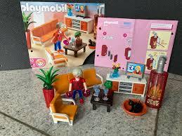 playmobil 5332 behagliches wohnzimmer vollständig