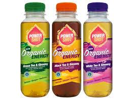 Powershot Launches Organic Energy Drinks