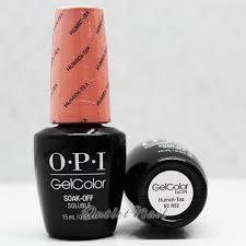 opi gelcolor humidi tea free shipping at nail polish canada