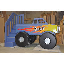 Monster Jam Wallpaper Inspirational Hot Wheels Monster Jam 1 24 ... Unique Purple Monster Truck Toddler Bed With Staircase Set In Brown Bed Monster Truck Toddler Building A Dump Front Loader Book Shelf 7 Steps Bedding Imposing Tolerdding Image Design Blaze Paint Eflyg Beds Max D Wall Decal Little Boy Bedroom Bunk Fire Toys For Toddlers Uk Best 2018 Model Top Collection Of 6191 Small Red And Blue Theme El Toro Loco All Wood Digger Inspirational Home
