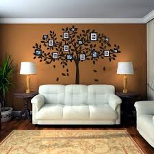 Tree Wall Decor Ideas by Wall Colors For Living Room U2013 100 Trendy Interior Design Ideas For