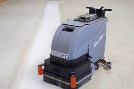 old retired models tomcat commercial cleaning equipment