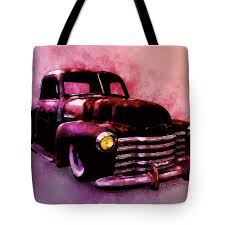 100 Rat Rod Trucks For Sale Chevy Pickup Pop Stand Tote Bag For By Chas Sinklier