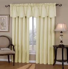 Valances Curtains For Living Room by Beautiful Living Room Curtains With Valance For Your Elegant