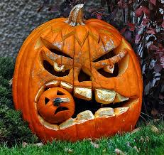 Good Pumpkin Carving Ideas Easy by Easy And Creative Halloween Decoration Ideas
