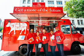 Eat Free Veggie Burgers Courtesy Of The 'Economist,' Plus More Intel ...