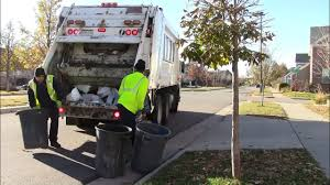 100 Garbage Truck Youtube Denver City Manual Trash YouTube