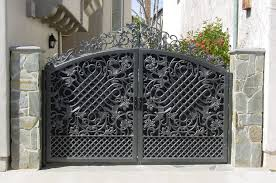 Exterior : Half Round Gate In Front Yard Idea Exterior Decoration ... Customized House Main Gate Designs Ipirations And Front Photos Including For Homes Iron Trends Beautiful Gates Kerala Hoe From Home Design Catalogue India Stainless Steel Nice Of Made Decor Ideas Sliding Photo Gallery Agd Systems And Access Youtube Door My Stylish In Pictures Myfavoriteadachecom Entrance Images Ews Gate Ideas Pinteres