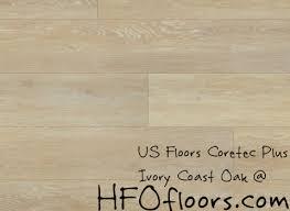 us floors coretec plus ivory coast oak 7 waterproof luxury vinyl