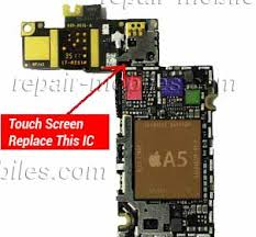iPhone 4s Touch Screen Not Working Problem Solution