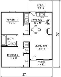 plan 3475vl cottage getaway small house floor plans tiny