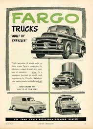Fargo Trucks Canada - Built By Chrysler | Desoto|Fargo|Dodge 1948 ... Dodge Fargo Trucks Best Image Truck Kusaboshicom Stock Photos Images Alamy Automotive News Revitalizing A Rare Find Youtube Cartype Lov2xlr8no Food Festival The Midwest Millennial Isuzu 001jpg Tractor Cstruction Plant Buses Fargo Myn Transport Blog Car Crawler 1957 Pick Up Truck Phscollectcarworld