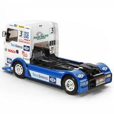 100 Tamiya Truck TAM58632 Team Hahn Racing MAN TGS Semi Kit Michaels RC Hobbies