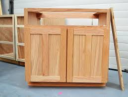 ana white kitchen cabinet sink base 36 full overlay face frame diy