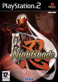 Nightshade Box Shot for PlayStation 2 GameFAQs