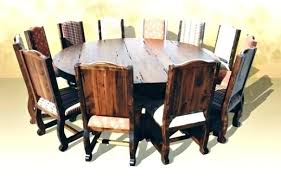 Full Size Of Large Round Dining Room Table Seats 8 Square Chairs Mahogany And For Tables