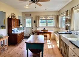 Small Vintage Kitchen Ideas Beautiful Overhead Lighting Idea