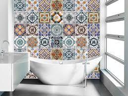 stickers carrelage salle de bain les 25 meilleures idées de la catégorie stickers carrelage sur